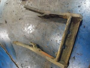 1959 Allis Chalmers D 10 Farm Tractor Draw Bar Cradle repaired