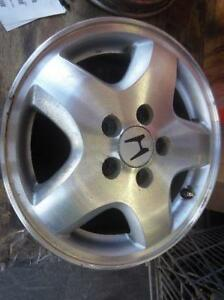 1999 Honda Accord Ex V6 Alloy Wheel Rim 08w15s87100