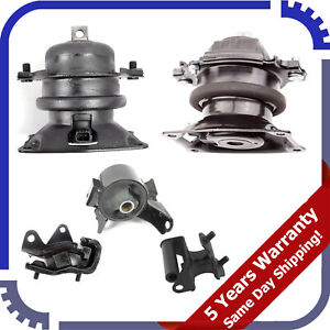 2008 2010 For Honda Odyssey 3 5 I vtec Engine Motor Trans Mount Set 5pcs M1039