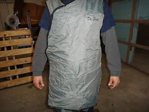 Lead Vest Ray Shield Large 25mm