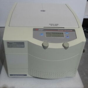 Working Beckman Coulter Microfuge 22r Refrigerated Centrifuge W s241 5 F Rotor