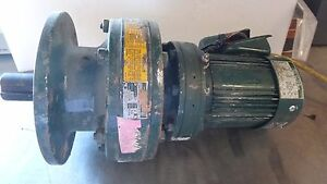 Sumitomo Sm cyclo 3 Phase Induction Motor