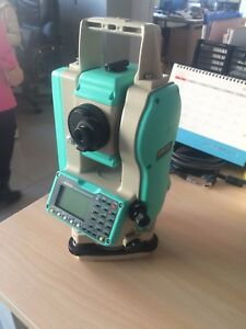 Nikon Dtm 322 Prism And Reflectorless Measurements Total Station 2 Accuracy