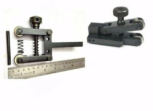 Combo Of V clamp Type Knurling Tool spring Loaded Clamp Type Knurling Tool 2