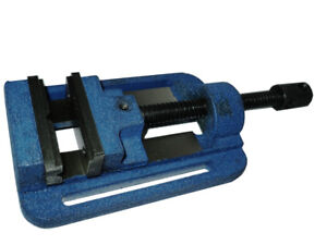 Small Drill Vice Vise 63 Mm Jaw Width Clamping Drilling Milling Machine Tools
