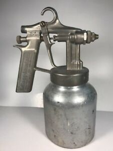 Very Nice Clean Paint Spray Gun Kellogg Touch up Paint Sprayer Made In Usa