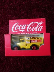 Coca Cola Toy Vehicle Bottling Company Truck From 1979