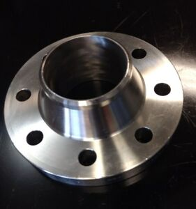 Enlin 4 Stainless Steel Weld Neck Pipe Flange A sa182 F316l 316 300 B16 5