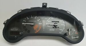 1995 Honda Del Sol Si Instrument Cluster Speedometer Automatic 59k Oem