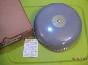 Free Priority Mail 10 Adaptabel 340 10n5 120v Audible Signal Appliance Bell