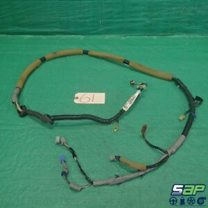 2005 Acura Rsx Type S Oem Hatch Trunk Lid Wire Harness Dc5 K20a2 78k Miles A61