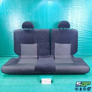 2004 Honda Civic Si Oem Factory Rear Seat Upper Lower Ep3 2 0l A60