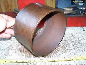 Old Fairbanks Morse T H 2hp Cast Iron Belt Pulley Hit Miss Gas Engine Steam Nice