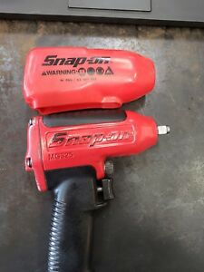Snap On 3 8 Air Impact Wrench Mg325 Red