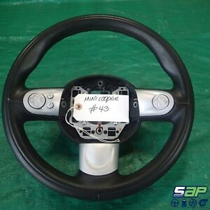 2008 Mini Cooper S Oem Factory Multifunction Steering Wheel R56 A43