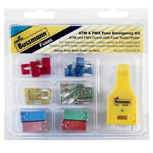 Cooper Bussmann Atm Fmx Fuse Repair Kit 30 Pc Carded Pack