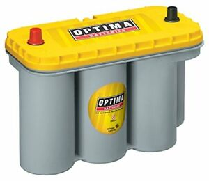 Optima Batteries 8051 160 D31a Yellowtop Dual Purpose Battery