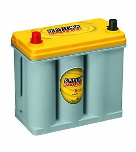 Optima Batteries 8071 167 D51 Yellowtop Dual Purpose Battery