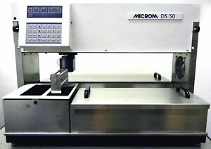 Zeiss Microm Ds 50 Programmable Slide Stainer With Slide Carriers
