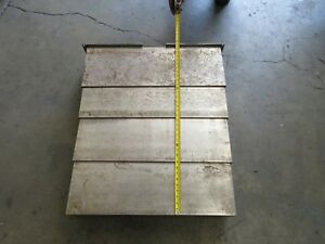 95 Fadal 4020 Cnc Vertical Mill Way Covers 35 X 30 Inch Cover