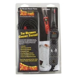 Power Probe Iii 3 Circuit Tester Carbon Fiber Clam Shell Pprpp3cscarb