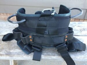 Buckingham Size Small Tower Fall Protection Climbing Harness 62992
