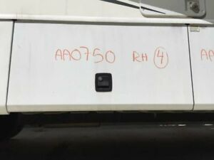 06 Fleetwood Southwind Rv Motorhome Rh Right Luggage Storage Door 4 48x25 Appro
