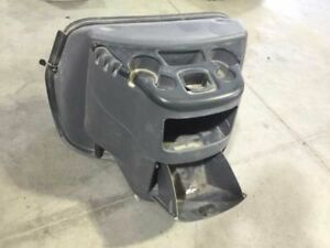 05 Ford E450 Motorhome Rv Van Bus Interior Engine Cover Dog House Center Console