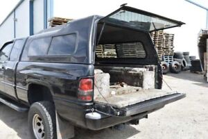 94 01 Dodge Ram Pickup 6 6 Short Bed Box Px8 Black Paint W Tailgate