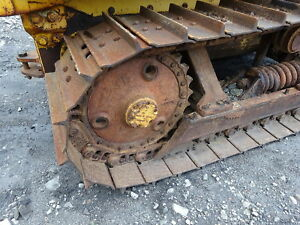 Caterpillar D3c Bulldozer Right Final Drive Assy Crawler Dozer Tractor D3 Cat
