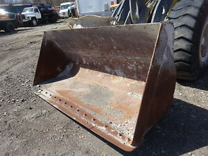 Volvo L70c Wheel Loader Front Bucket Nice Gp Boce L70 Michigan