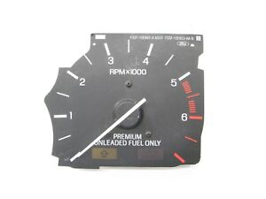 New Out Of Box Oem 1993 Ford Thunderbird Tachometer Gauge F3sf 10e865 a