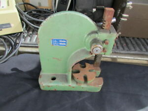 Jet Equipment And Tool Company No 0 Arbor Press 1 2 Ton