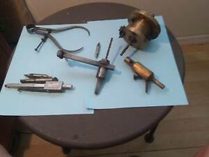 Nice Lot Of Lathe Milling Tools