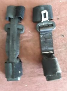 Seat Belt Buckle Extensions Semi Ridged Support