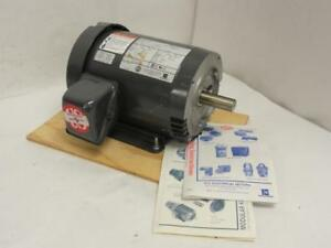 160142 Old stock Us Motor U1e2dc Ac Motor 1hp 280 230 460v 1740rpm 3ph