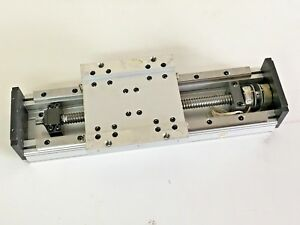 Thk Gl20 Y axis Slide Servo Linear Actuator Total Length 20 Rebuilt