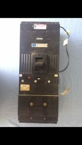 General Electric Tb83f Tri breaker Circuit Breaker 800a
