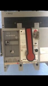 General Electric Ge Tp1616ttr Power Break Circuit Breaker Microversatrip Plus