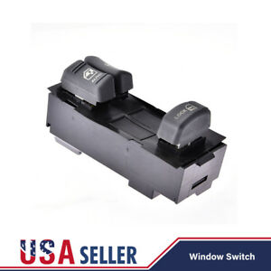 For 1995 2005 Chevrolet Gmc Truck Suv Electric Power Window Master Door Switch