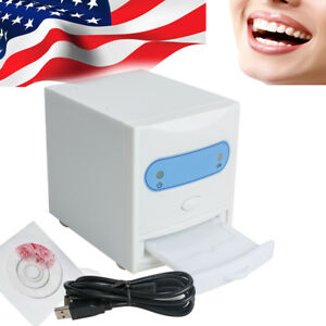 Usa Dental X ray Film Viewer Reader Digitizer Scanner Box Usb Cable 2 0 To Pc