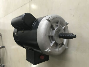 3 4 Hp Electric Motor 1 Ph 1750rpm 5 8 Shaft Machinery Applicable Insulation B