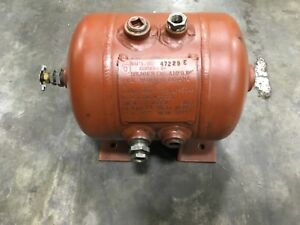 Brunner Mfg 2 Galllon Air Tank 200psi 502dk