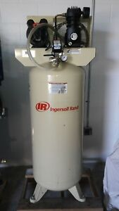 Ingersoll Rand 3 hp 60 Gallon 135 Psi Electric Air