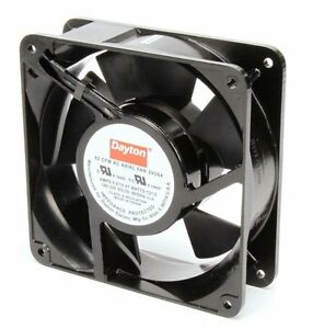Dayton Axial Fan 230 Volts Ac 10 5 Watts 62 Cfm Model 3vu64