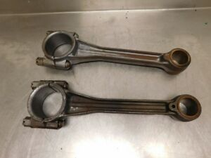 John Deere Unstyled A Tractor Babbit Connecting Rods A107r 12624