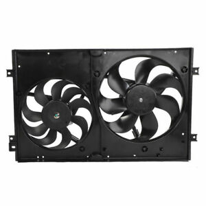 Radiator Ac Condenser Cooling Fan For 99 05 Vw Golf Gti Jetta 1 8l 1 9l 2 0l