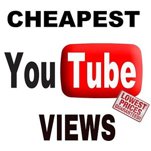 Cheapest Youtube Vi ws Lowest Prices Guaranteed