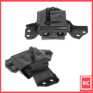 Front Left Right Engine Motor Mount 2pcs Set For 1999 2004 Ford Mustang 3 8l