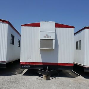 Used 2007 1260 Mobile Office Trailer Serial 697007 Kc